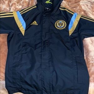 Philadelphia Union Windbreaker